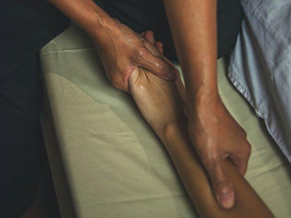 Massage, Masaje con aceites